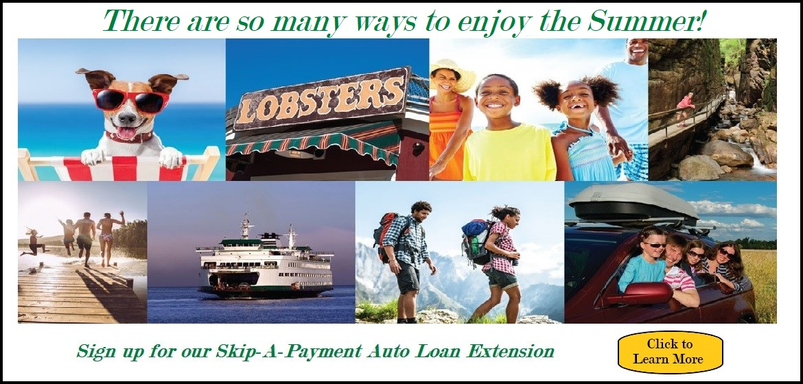 Sign up for our Skip-A-Payment Auto Loan Extension