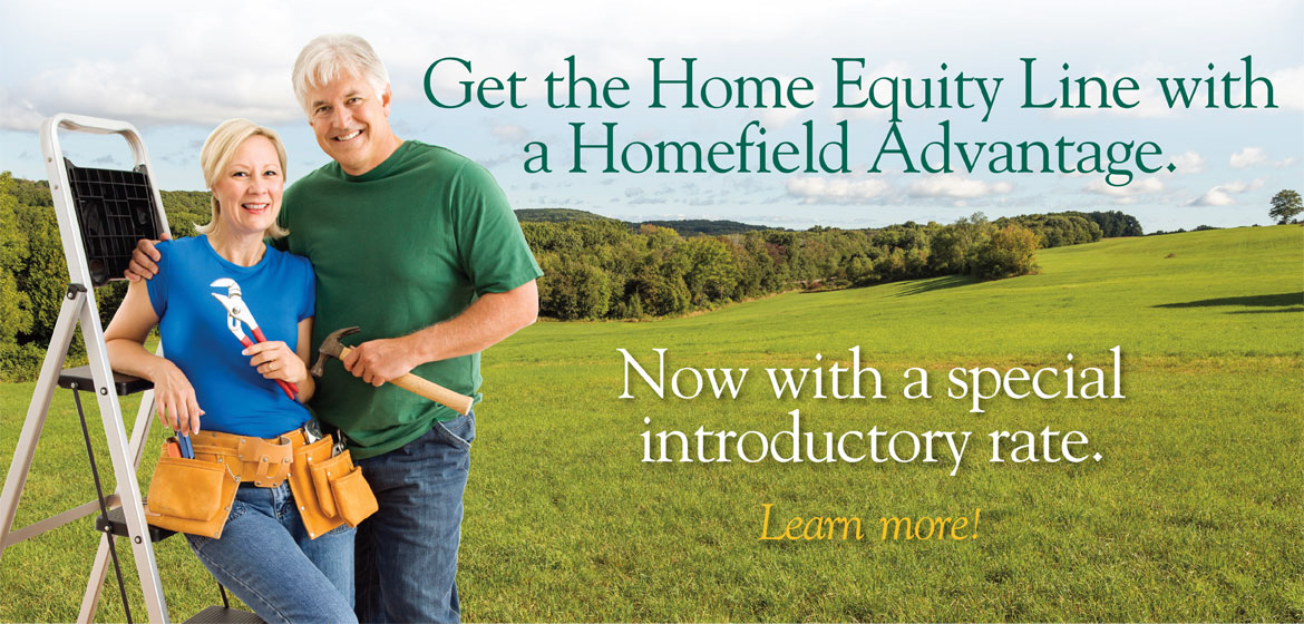Homefield CU Home Equity Line